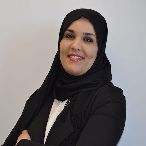 Dalila Belaidi - Assistante aux ressources humaines